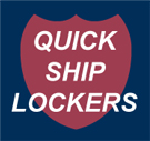 quick ship Keystone Lockers