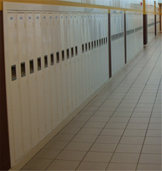 LockersNow has the professional onsite assembly and installation crew to meet the most exacting needs of your locker project