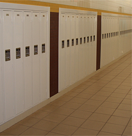 Keystone Lockers are available exclusively on the internet through LockersNow.com