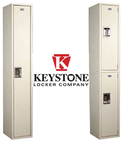 Quiet Corridor Lockers by Keystone Lockers