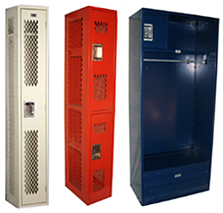 Sports Series Lockers by Keystone Lockers, perfect for your athletic application